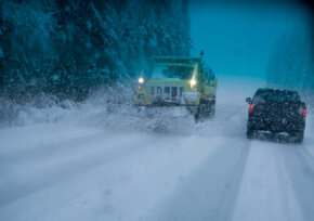 What's the best way for your car to make it through weather like this?