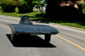 Would you drive a solar powered car?