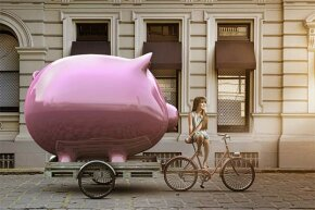Do you have enough in your piggy bank to start your business? Or do you know how to get the money?