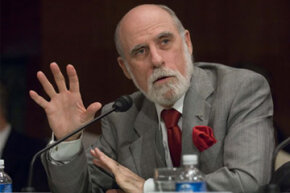 Vinton Cerf, Google SVP and one of the fathers of the Internet, wrote a letter expressing his concerns about SOPA and why it shouldn't be signed into law.