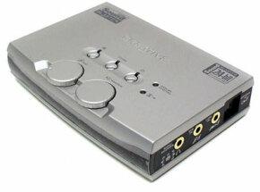 External sound controller