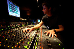 Today, most sound editors use digital audio workstations for sound editing.