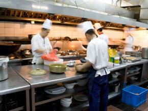 Restaurants are intense, fast-paced places. It's the sous chef's job to keep them from falling apart.