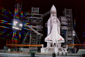 One of the first examples of online espionage involved the Soviets hacking into the U.S. government databases to get information on its space shuttle program.