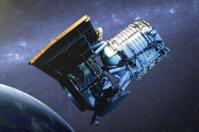 Sometimes telescopes like the Wide Infrared Survey Explorer are brought out of hibernation for new missions.