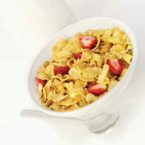 A bowl -- well actually two - of Special K a day just might keep unwanted pounds away. See more weight loss tips pictures.