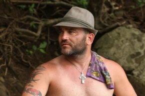 """""""Survivor"""" loser Russell Hantz got in a spot of trouble for selling spoilers to a blogger."""