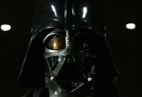 Darth Vader, this is your life. See more Star Wars pictures.