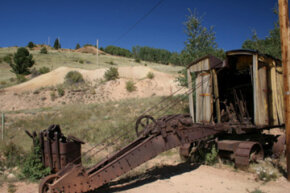 William Otis received a U.S. patent for the steam shovel -- the first of its kind -- in 1839.