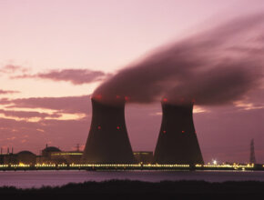 Steam is no remnant of the Industrial Revolution. Even nuclear power plants employ steam technology.