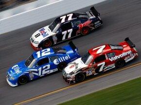 NASCAR Sprint Cup Series Daytona 500 at Daytona International Speedway in Daytona Beach, FL, February 2008.