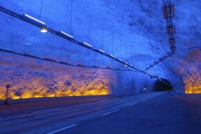 The lights of Laerdal