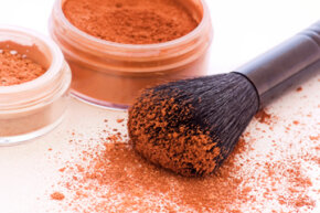 Is mineral makeup really better for your skin? See more makeup tips pictures.