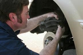 Repairing brake problems early can prevent larger issues later on -- and keep you and your family safe when you're driving.