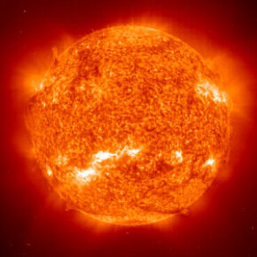 Sunspot Image Gallery The sun warms our planet, provides us with light and is crucial to all life on Earth. See more sunspot pictures.