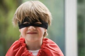 """Kids can use their """"X-ray vision"""" in a variety of superhero games."""
