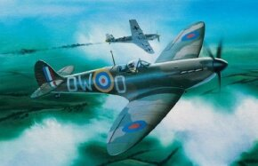 Throughout the six years of World War II, the Supermarine Spitfire remained a first-line fighter. See more classic airplane pictures.