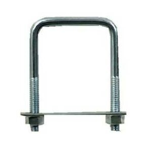 These simple U-bolts play an important role in holding vehicles and trailers together.