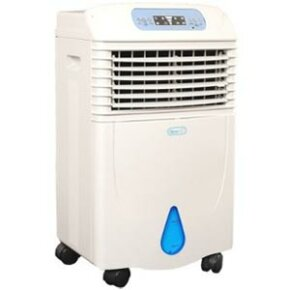 Swamp coolers use the principles of evaporative cooling to cool the air.