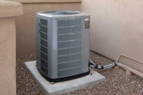 How does a swamp cooler compare with an air conditioner?