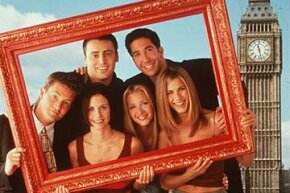 Remember when the 'Friends' gang went to London for Ross's wedding to Emily? It wasn't by chance this episode aired during the sweeps period of May.