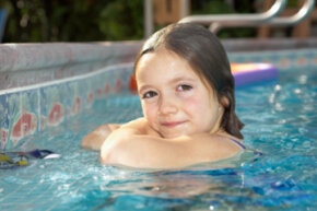 Even if your children know how to swim, they still needs supervision in and around the pool.