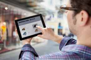 Many consumers take advantage of their mobile Web access to comparison shop while browsing brick-and-mortar stores.