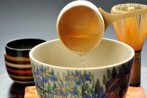 Some tea ceremony utensils