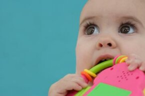 Teething is a natural process babies go through, but it differs a little for each one. See more parenting pictures.