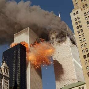 On Sept. 11, 2001, terrorists flew two airliners into the World Trade Center towers in New York City. The incident has become one of the most infamous and, by some estimates, deadly terrorist attacks in history.