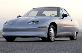 Image courtesy Sony Classics                          The GM EV1