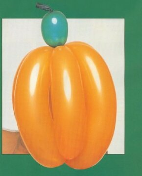 Pumpkin Balloon Fun