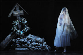 """The beautiful and tragic ballet """"Giselle"""" may have given members of the audience the willies when it debuted in the mid-19th century."""