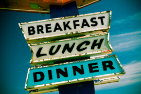 Most of us eat breakfast, lunch and dinner every day. But why?