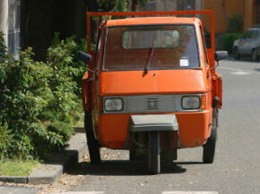 Across the world, three-wheelers are popular as light-duty ­utility vehicles.