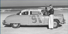 Tim Flock followed in his siblings' footsteps on the NASCAR circuit. See more pictures of NASCAR.
