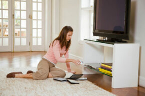 Buying DVDs of your favorite shows helps generate revenue for those series and keeps you interested in upcoming seasons.