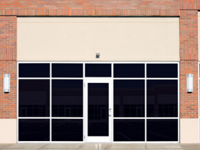 Tinted windows are common on office buildings and store fronts, but they're relatively new for the home.