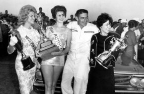 """""""Fireball"""" Roberts will always be remembered for his exciting win in the 1962 Daytona 500."""