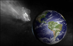Asteroids reach Earth's atmosphere every day — but only the biggest make it to the ground.
