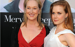"Meryl Streep and Amy Adams stared in the hunger-inducing ""Julie and Julia."""
