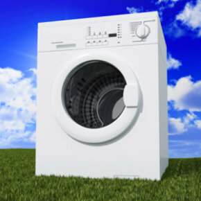 Top-load, high-efficiency washers are becoming increasingly popular.