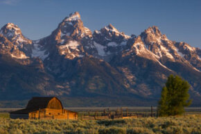 It's easy to see why people would pay good money to live in Jackson Hole, Wyo.'s incredible setting.