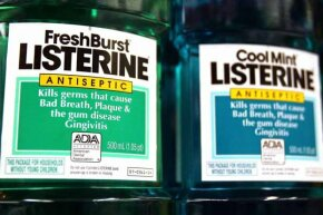 What's the secret to the secret to fresh breath?