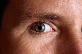 The eyes aren't just the window to the soul. They tell a practitioner if you're sick or not.