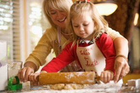It's a good idea to allow some holiday traditions to grow and change, just like your family does.