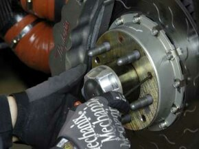 Replacing trailer wheel hubs is usually a task you can perform on your own, without having to pay a mechanic.