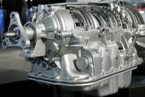 The 6L50 transmission is a Hydra-Matic six-speed rear and all-wheel drive automatic transmission produced by GM
