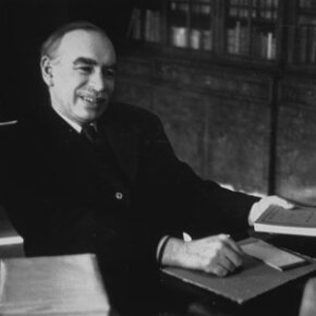 Under the influence of John Maynard Keynes, the United States turned away from Say's Law and trickle-down economics in the 1930s.