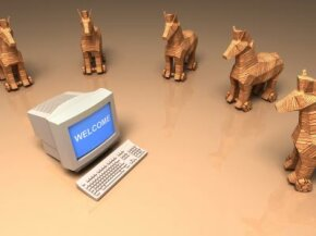 Trojan horse viruses can put your computer at risk and cause your system to slow down or crash. How are they let inside? See more computer pictures.